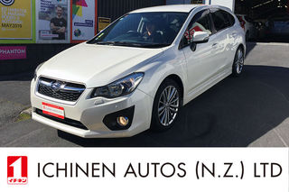 2014 Subaru Impreza Wagon 2.0i-S EyeSight